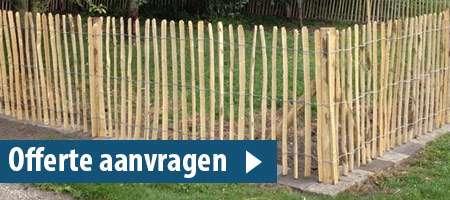 dubbelstaafs hekwerk Noord-Brabant