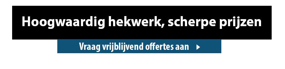 Hekwerk Noord-Holland
