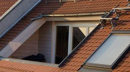 Houten dakkapel renoveren